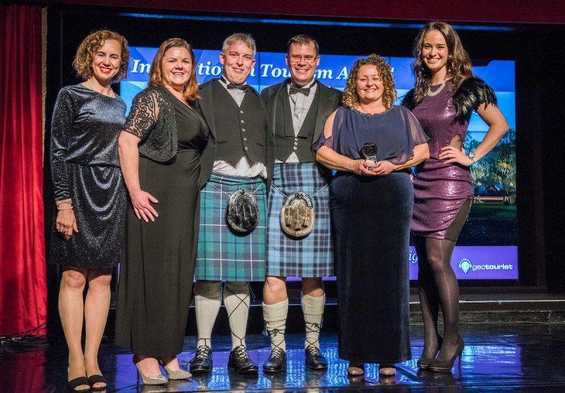 Thistle award winners