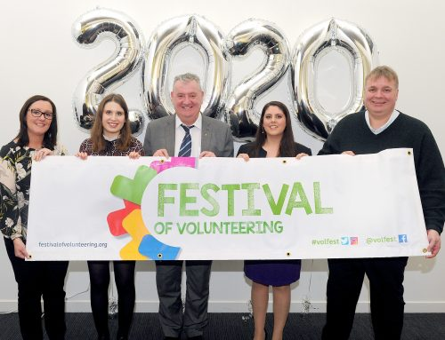 STIRLING WON'T GIVE UP ON VOLUNTEERING GOALS