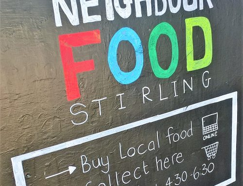 NEW HOME FOR LOCAL FOOD MARKET