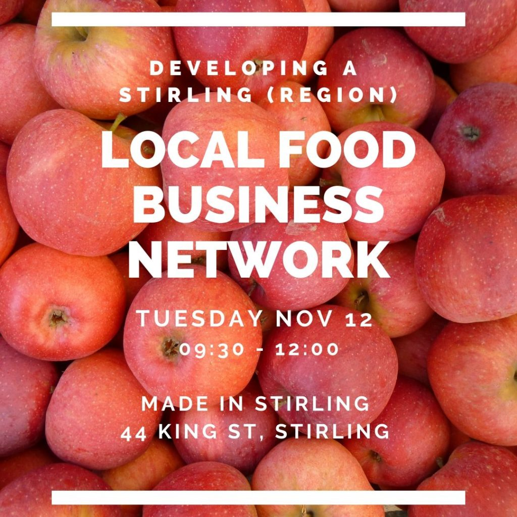 LOCAL FOOD BUSINESS NETWORK