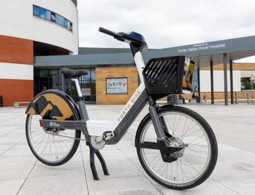 VANDALS DAMAGE E-BIKE FLEET SERVING KEY WORKERS
