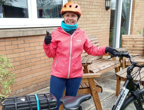 SURGE IN E-BIKE USE AS CHARITY OFFERS FREE HIRE AND LOANS TO KEYWORKERS