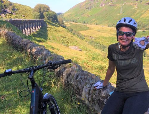 TROSSACHS E-BIKE TRAIL MAP LAUNCHED