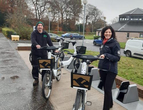 PEDAL POWER BOOST FOR THE WEE COUNTY